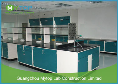 Dust Proof Modular Lab Furniture Lab Workbench For Pharmacy Antimicrobial